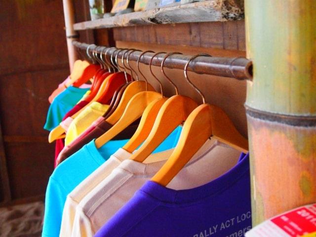 Tシャツプリント会社様の活用例